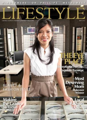 May 2012 Cover - The Eye Place