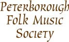 Peterborough Folk Music Society