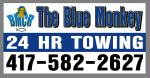 Blue Monkey Towing
