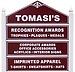 Tomasi's Sports & Awards