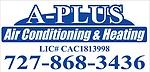 A-Plus Air Conditioning, LLC., *Charter Advisor Member*