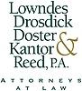 Lowndes Drosdick Doster Kantor & Reed