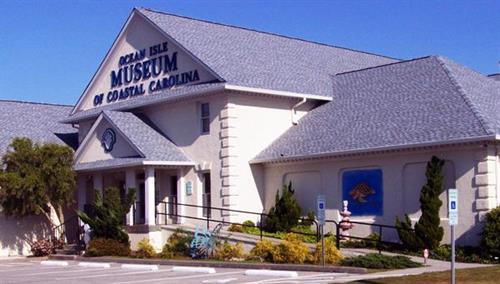Museum of Coastal Carolina -- Natural History Museum