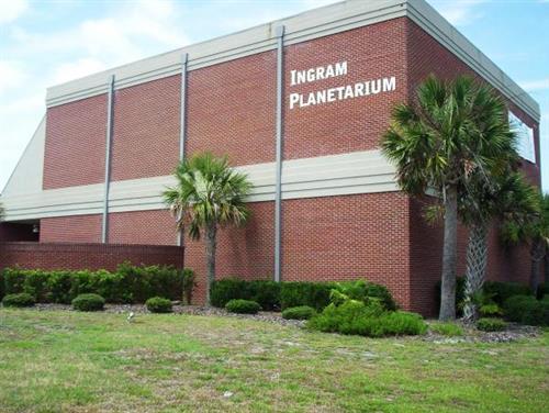 Ingram Planetarium -- Where the Stars Always Shine