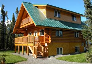 Lodge2 0f 7 buildings