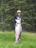 Lea's king salmon