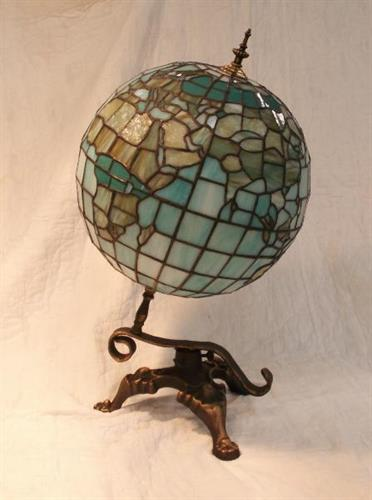 Kara's World Globe