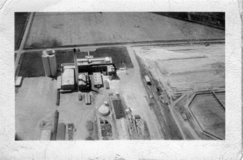 Nampa Amalgamated Sugar Factory- Late 1940's
