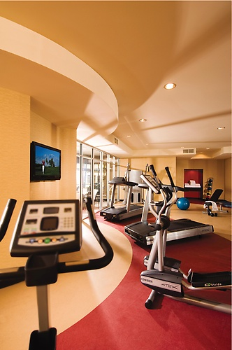 Complimentary State of the Art Fitness Center