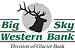 Big Sky Western Bank Division of Glacier Bank