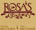 Rosa's Italian Restaurant