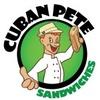 Cuban Pete Sandwiches