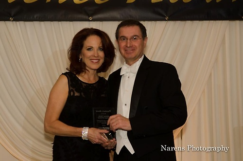 2014 Presidents Award - Michael Talbett, Village of Kildeer Administrator
