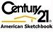 CENTURY 21 American Sketchbook