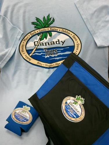 Direct to Garment/Screenprint/Embroidery/Promotional Products