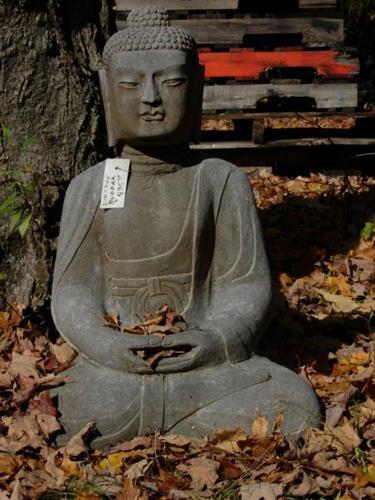Stone Buddha from China