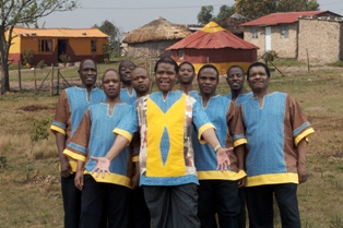 LADYSMITH BLACK MAMBAZO, Wednesday, 1/30/13, 730 p.m., FAC Concert Hall