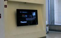 Digital Signage at UMass, Amherst FAC