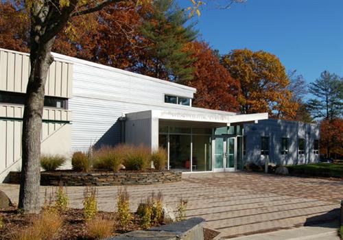 Ken Burns Wing, Hampshire College