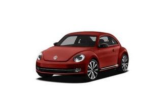 2012 Volkswagen Hatchback Beetle