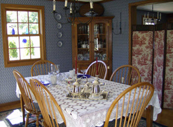 The Country Cape Bed and Breakfast, Whately