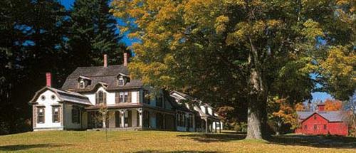 William Cullen Bryant homestead