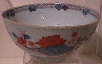 Small bowl, China, 1745-1760