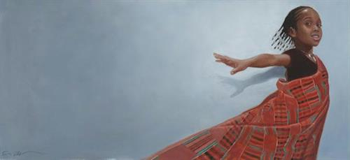 Kente Cloth is the Best - Eric Velazquez