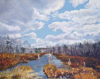 Prelude to Winter - Jean Gaitenby