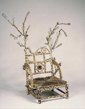 Ancestral Spirit Chair, Betye Saar