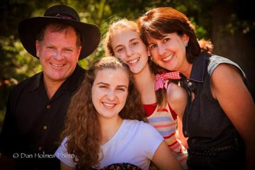 Family Portraits - The Leask's
