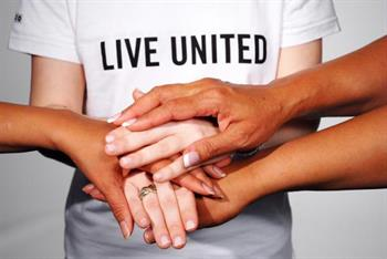 Give. Advocate. Volunteer. LIVE UNITED!