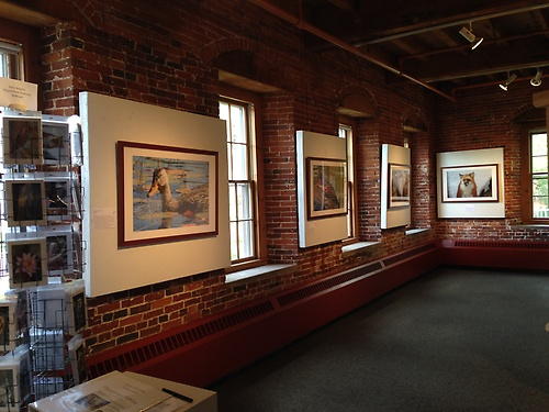 Photo exhibit of Jackie Bonafide