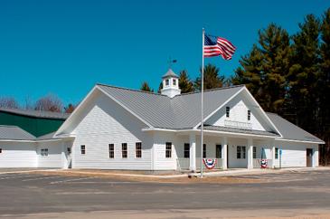 Commercial Municipal Building