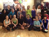 Power Barre Class in store with Chelsea Paul of Look At Me Now Fitness