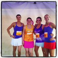 Esprit De She Race with Lifetime fitness and Athleta