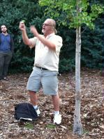 The museum hosts spring and fall campus tree tours