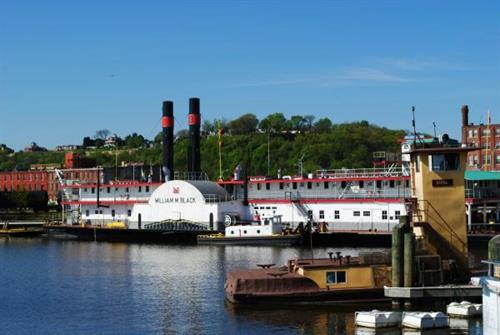 William M. Black National Landmark Vessel