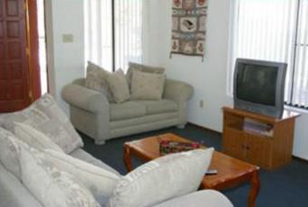 Condo Living Area