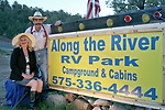 ALONG THE RIVER RV PARK, CAMPGROUND & CABINS