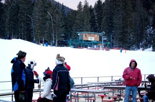 Fun at the Ski Area