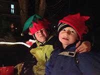 Holiday Parade Float 2013 2