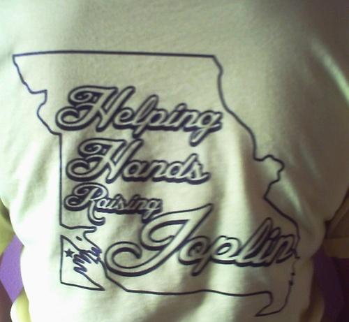 Helping Joplin