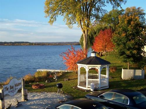 Beauty of Fall at the Bay Waters