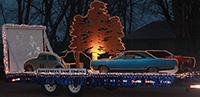 Holiday Parade Float 2013