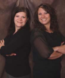 Tammy Nevin and Amanda Konstizke, The Sales Force