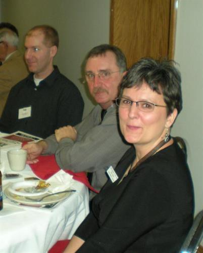 Kelly & Ken Murray, Travis Boettcher