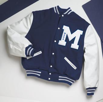 Varsity Jacket / Letter Jacket