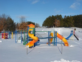 Camp Douglas Elementary School Playground