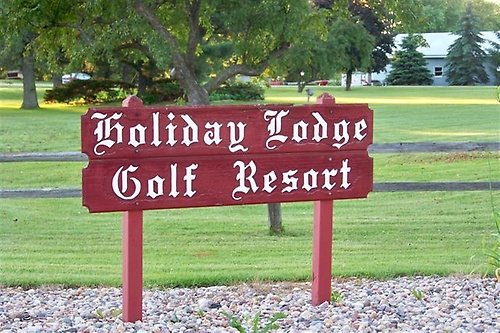 Holiday Lodge-Golf Course